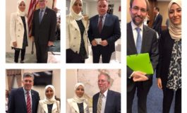 US Congress Tom Lantos Human Rights Commission Highlights Ola and Hosam's Case in Egypt Hearing