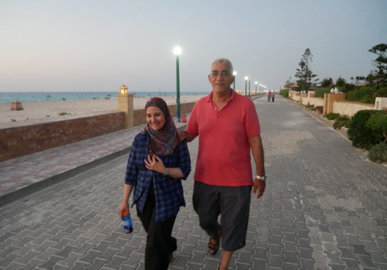 Ola and Hosam Renewed For Another 45 Days of Detention